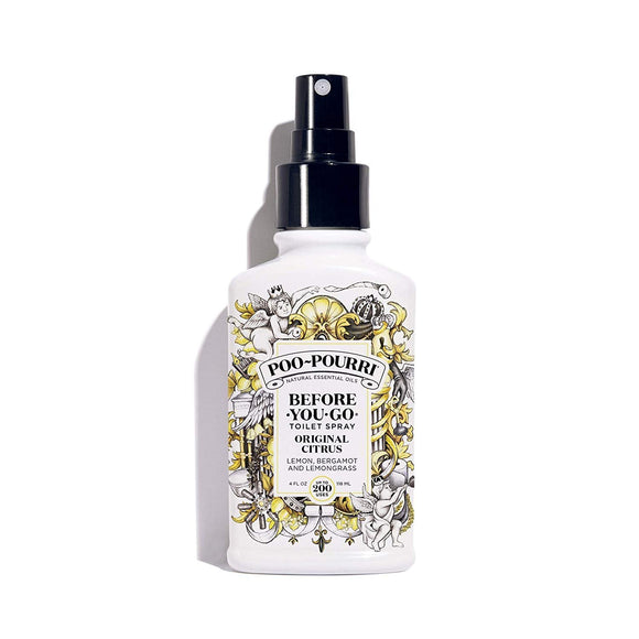 Poo-Pourri Spray in Original Citrus Scent 4oz