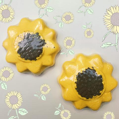 Sunflower Bathbomb - Pink Julep Boutique