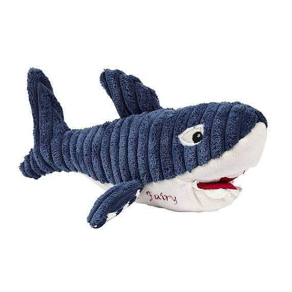 Bruce The Shark Tooth Fairy Plush - Pink Julep Boutique