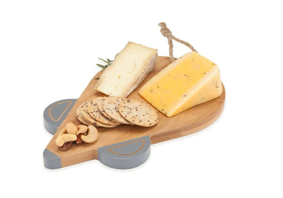 Squeak Mouse Cheese Board