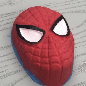 Spiderman Bathbomb - Pink Julep Boutique