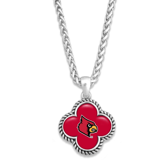 University of Louisville Necklace - Pink Julep Boutique