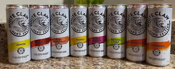 White Claw Candles - Pink Julep Boutique