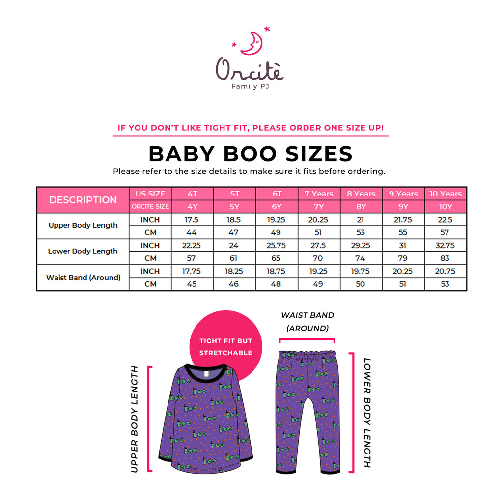 Baby Boo - Orcite USA