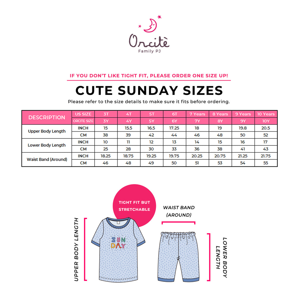 Cute Sunday - Orcite USA