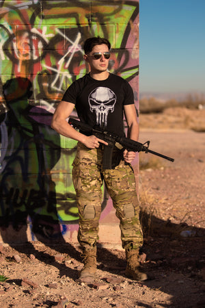 "Playera ""The Punisher"""