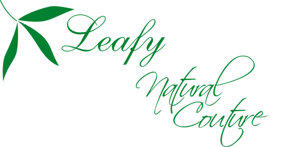 Leafy Natural Couture
