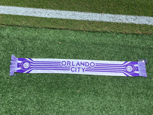 Orlando City Stripes Scarf