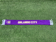 Load image into Gallery viewer, Orlando City Monotone Scarf