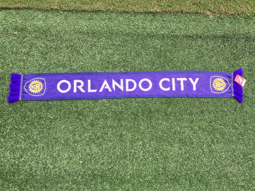 Orlando City Bring The Noise Scarf