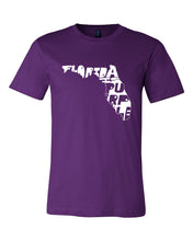 Load image into Gallery viewer, Florida Is Purple Tee