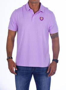Men's Vineyard Vines Polo- Purple