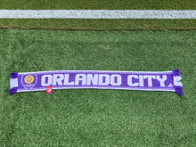 Load image into Gallery viewer, Orlando City Authentic Coaches Scarf