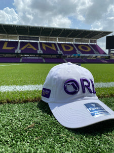 "2019 MLS Allstar Game ""ORL"" Adjustable Hat- White"