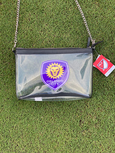 Orlando City Clear Purse