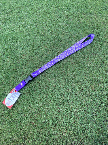 Orlando City Camo Buckle Lanyard