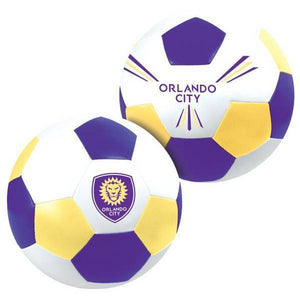 Orlando City SC Softee Soccer Ball- Size 1