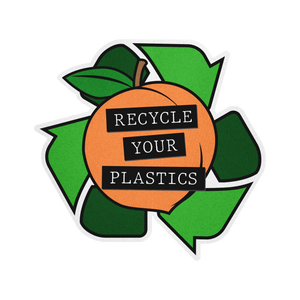 Recycle Your Plastics Patch