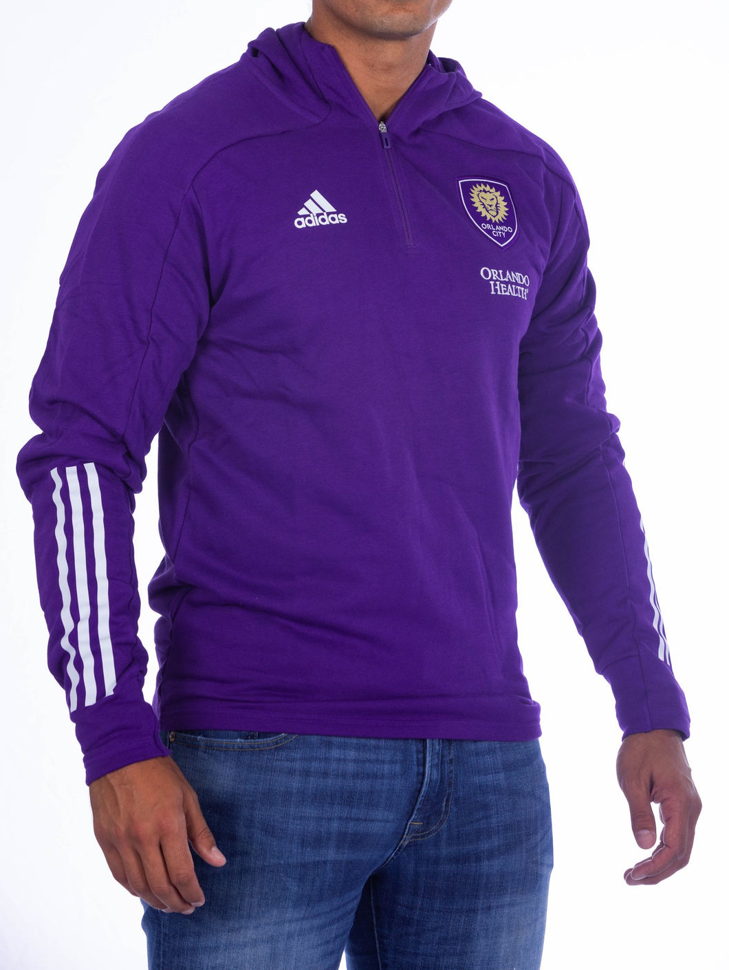 Adidas Travel Jacket - Purple