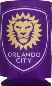 Orlando City Can Cooler