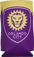 Load image into Gallery viewer, Orlando City Skyline Koozie