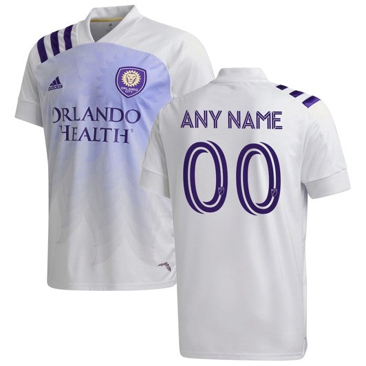 Custom 2020 Heart and Sol Kit Men's Adidas Replica White