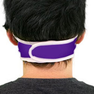 Adult Orlando City SC Checkered Wrap Face Covering