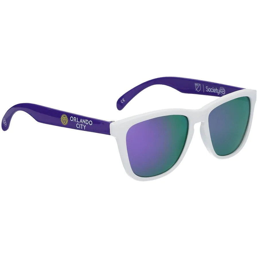 Orlando City Purple/White Sunglasses