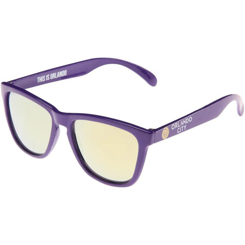 Orlando City Retro Sunglasses - Purple