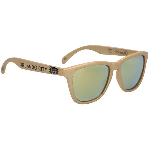 Orlando City Gold Sunglasses
