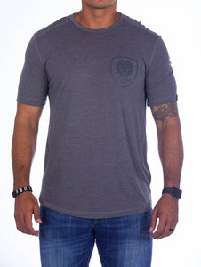 Men's Fanatics Branded Performance Tee- Grey