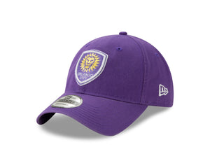 Orlando City Core Classic 9TWENTY Adjustable Hat- Purple