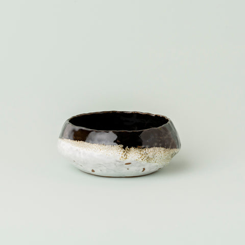 Pinch Bowl - Black and White