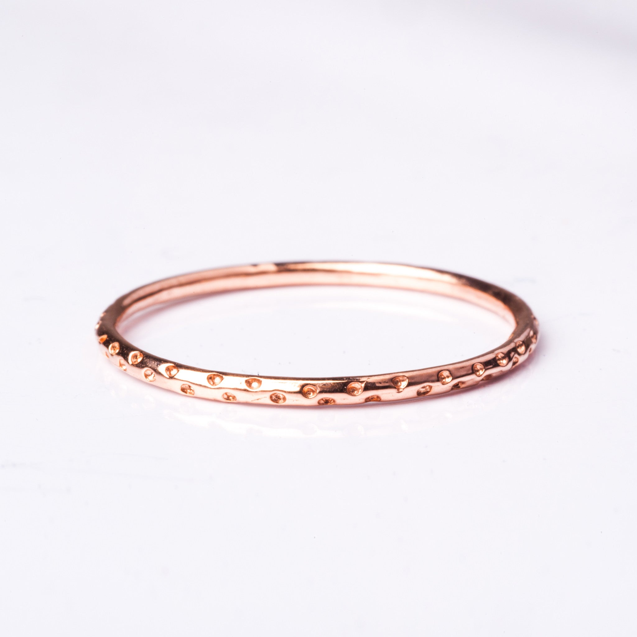100 [ Rose Gold Ring Value ]