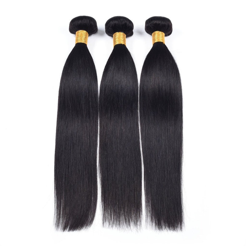 Hey! I'm Bundle Deal (3) Straight Human Hair