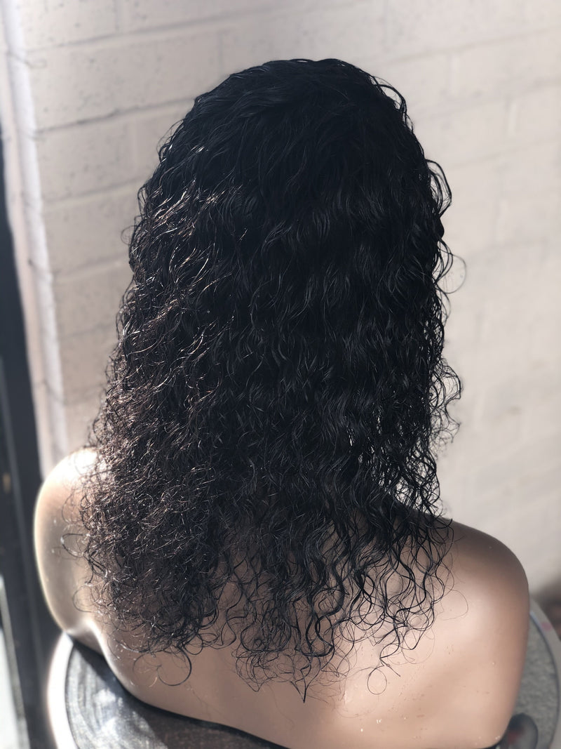Full Lace Deep Wave