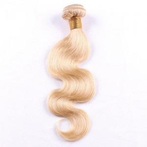 Hey! I'm a Platinum Blonde Loose Wave Bundle