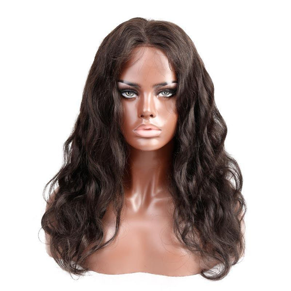 Hey! I'm a Loose Wave Hey! I'm a Kinky Straight LACE FRONTAL Unit