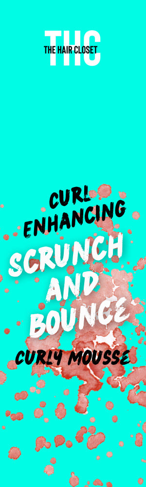 Scrunch and Bounce Styling Mousse