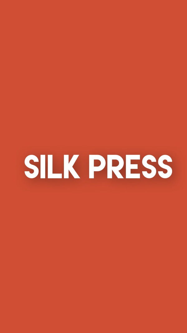Silk Press| Full Service