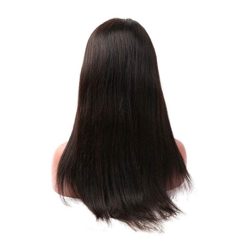 Natural Straight Full Lace Unit