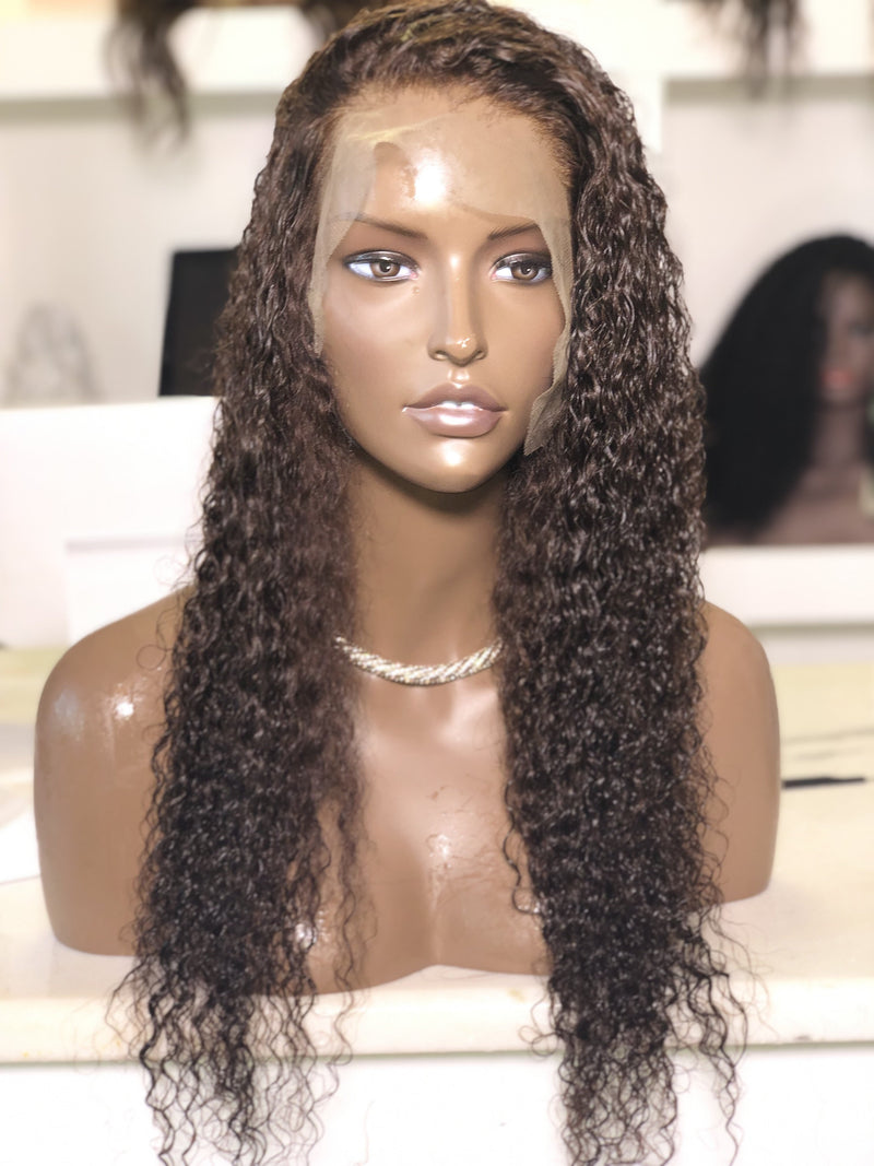 Jerry Curl Frontal Unit