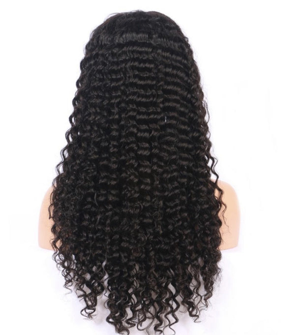 Hey! I'm a Deep Wave Lace Frontal Unit