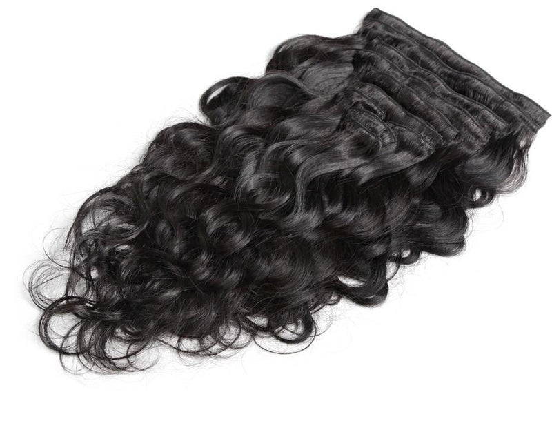 Hey! I'm a Loose Wave Clip ins