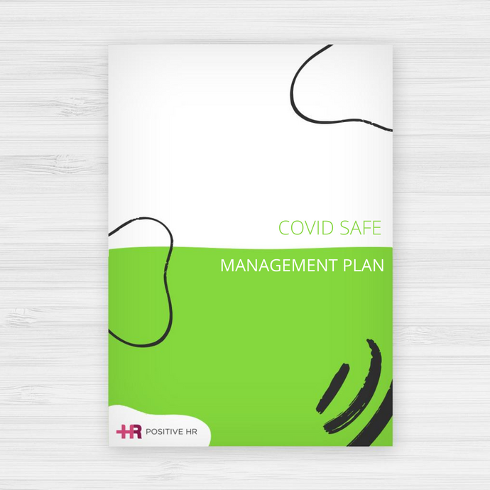 Covid Safe Management Plan