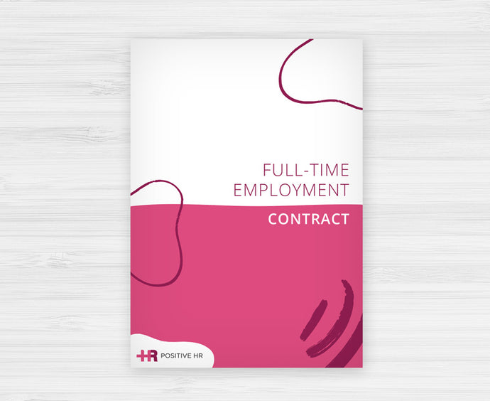 Full-Time Employment Contract