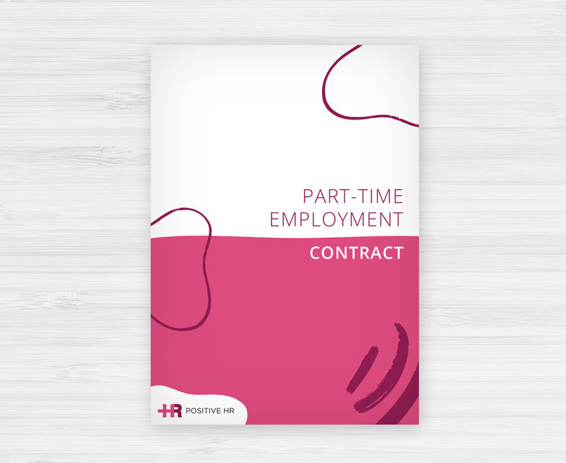 Part-Time Employment Contract