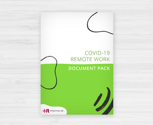 Covid-19 Remote Work Document Pack