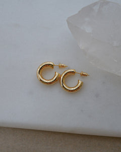 BIANCA 2.0 HOOP EARRINGS
