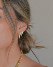 Load image into Gallery viewer, DELFINA TUSK EARRINGS